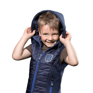 bodywarmer king royal