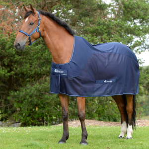 bucas competition cooler blauw