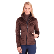 Anky Damesvest Fluffy Fleece Jacket - M/38