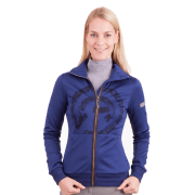 Anky Damesvest Technostretch - Blauw, XS/34