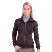 Anky Damesvest Technostretch - Zwart, M/38