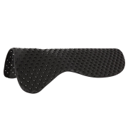 BR Soft Gel Pad Respira Air-Release - Zwart, One size