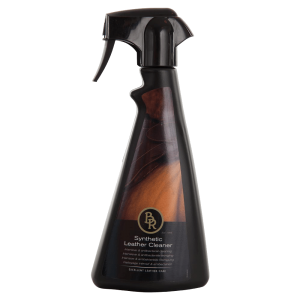 br synthetic leather cleaner
