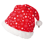 Harry's Horse Capmuts Snowflake - Rood, One size