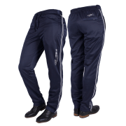 QHP Trainingsbroek Cover Up - Blauw, S