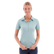 Anky Dames Polo Essential - Groen, XS/34