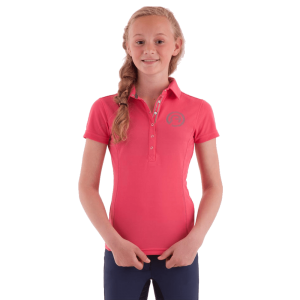anky kinder polo essential rood