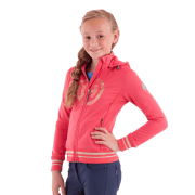 Anky Kinder Vest Technostretch - Rood, 140