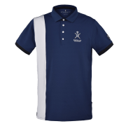Kingsland Heren Polo Brunswick - Blauw, S/46