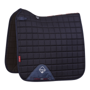 Le Mieux Zadeldek Mesh Air Dressage - Blauw, Full