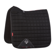 Le Mieux Zadeldek Mesh Air Dressage - Zwart, Full