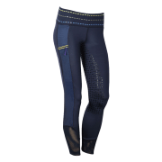 Harry's Horse Damesrijbroek Equitights Just Ride - Blauw, 36