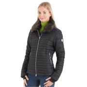 Anky Dames Jas Quilted Jacket - Zwart, S/36