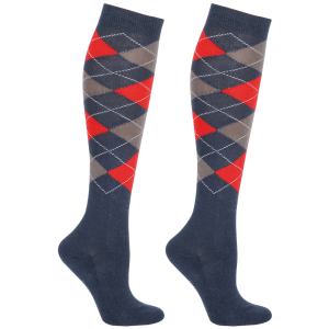hh sokken argyle dress-blues