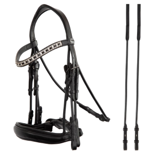 Anky Double bridle Comfort Fit ATH18002